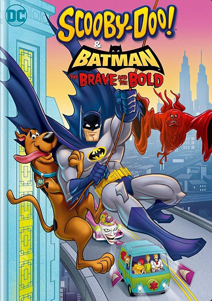 Scooby-Doo & Batman: the Brave and the Bold [2018] [Latino] [DVDR] [NTSC]