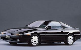 Toyota Supra A70 MK-III Classic Japanese  Muscle Car