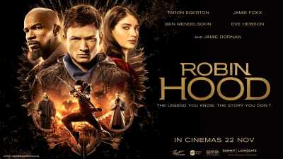 Robin Hood Hindi + Telugu + Tamil + Eng Full Movie 2018 480p Download