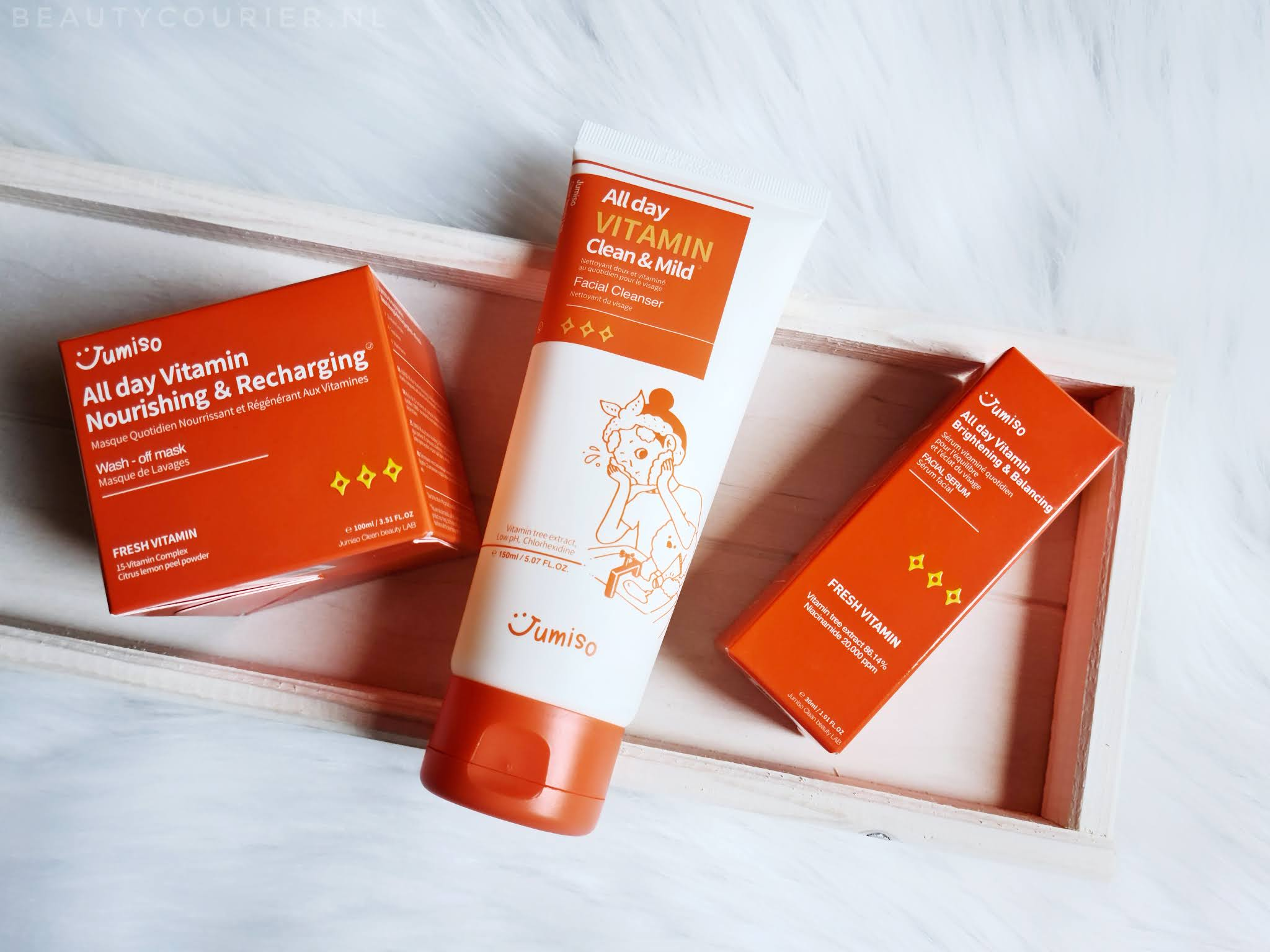 Unboxing | Jumiso - All day Vitamin Influencer Pack