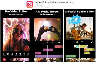 kolase video untuk instagram