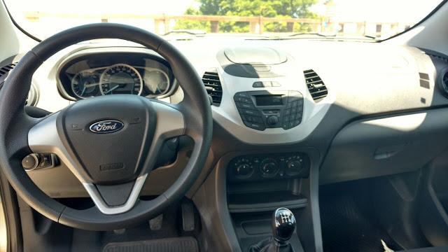 Ford Ka painel