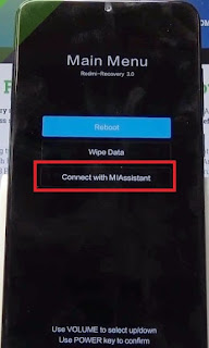 Redmi Note 8 Recovery