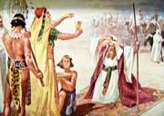Abraham and Melchizadek