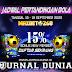 Jadwal Pertandingan Sepakbola Hari Ini, Jumat Tgl 18 - 19 September 2020