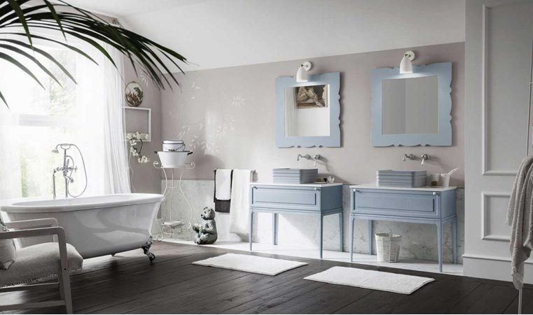 Arredamento: bagno moderno o chic ~ ITALIA NOTIZIE