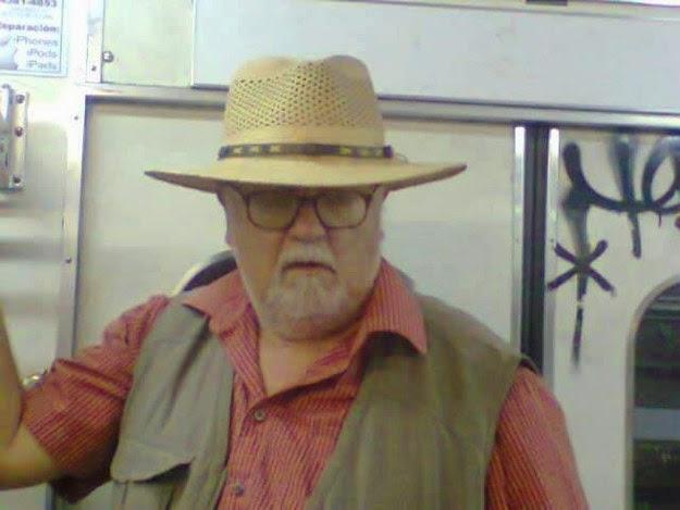El viejito de Jurassic Park