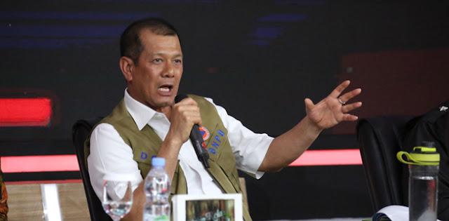 Soal Penanggulangan Karhutla, Kepala BNPB Acungi Jempol Gubernur Ganjar Pranowo