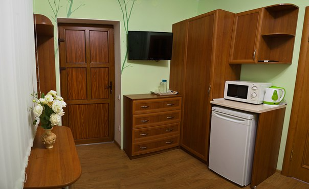 Учкуевка гостевой дом Русь