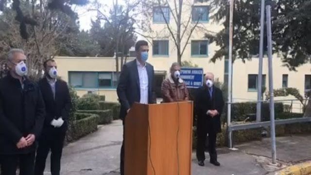 Όχι Κικίλια στην πρόταση Νίκα για να μετατραπεί το Παναρκαδικό σε νοσοκομείο αναφοράς (βίντεο)
