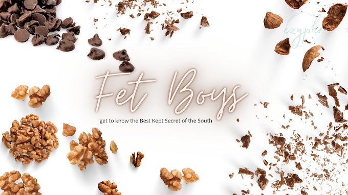 Fet Boys Cookies: Too Much is Just Enough | Food 2020