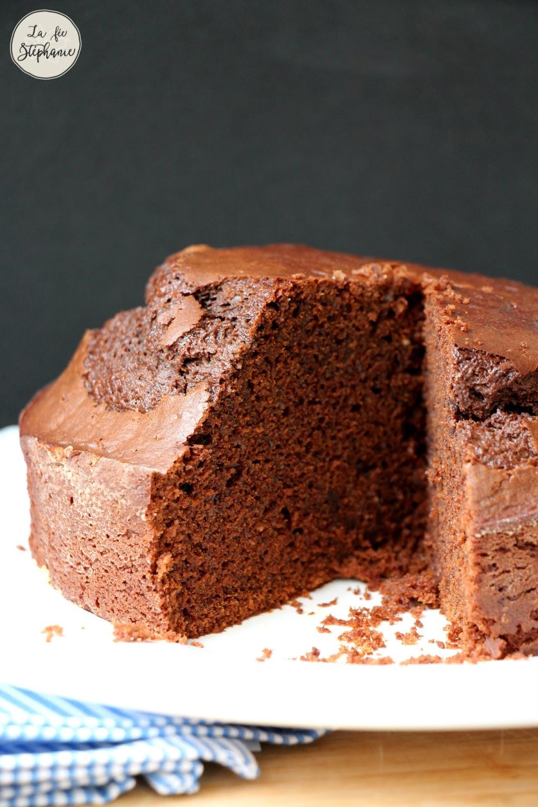 Simple Gateau Au Chocolat Pour Les Z Enfants Recette Sans Beurre Ni