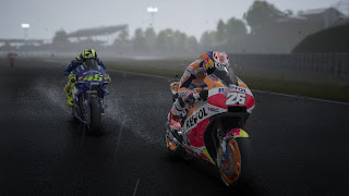 Moto GP 18 PS4 Background