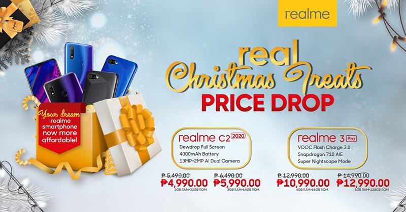 Sale Alert: Realme drops C2 2020, 3 Pro prices