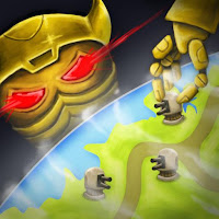 Bio robots: War of the worlds – RTS Mod Apk