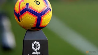 Spanish La Liga announce fixture for 2020/21 list, preliminary start date revealed