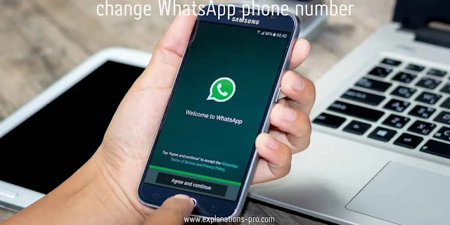 change WhatsApp phone number without losing conversations