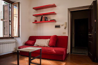 apartamento alugar trastevere Sala - Alugar Apartamento em Roma