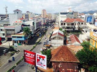 ibukota bangka belitung