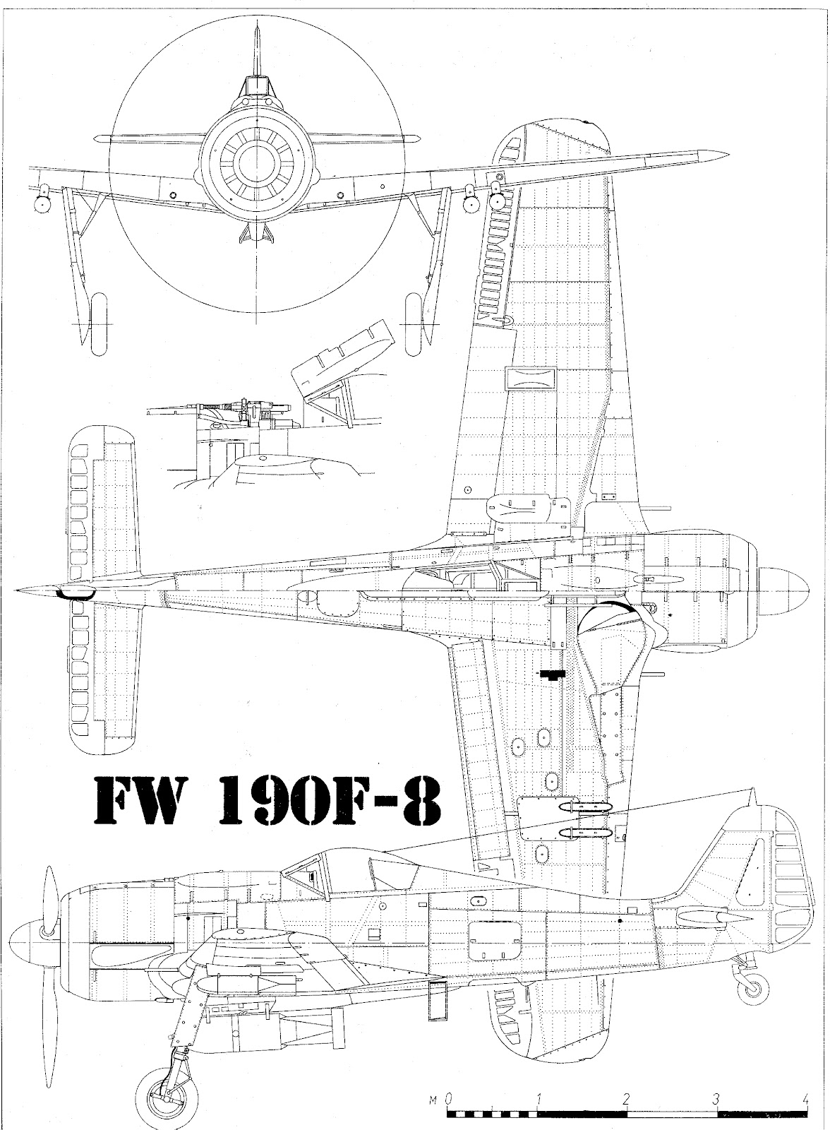 Radial Engine 14p M, Radial, Free Engine Image For User