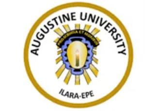 Augustine university logo