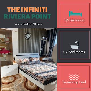 cho thuê 2 phòng ngủ the infiniti riviera point