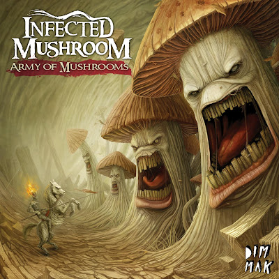 Army of Muschrooms