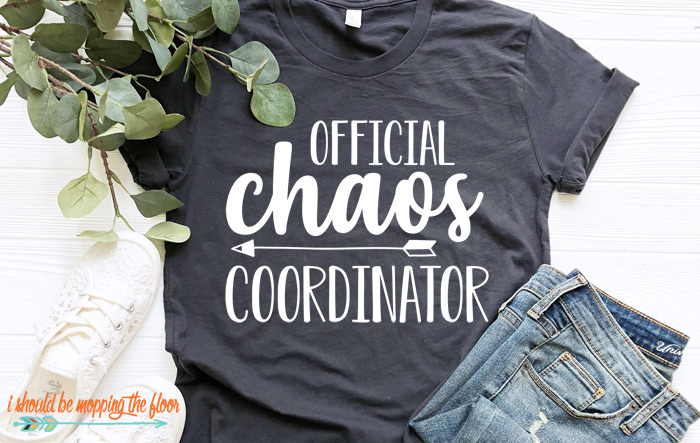 Free Chaos Coordinator SVG File