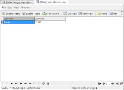 Cara Membuat Form Login Admin Pada VB Net Menggunakan MySQL