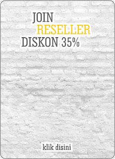 RESELLER DISKON 35%