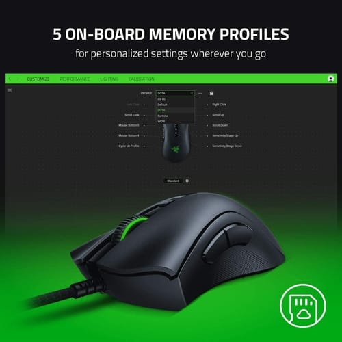 Review Razer DeathAdder v2 Gaming Mouse