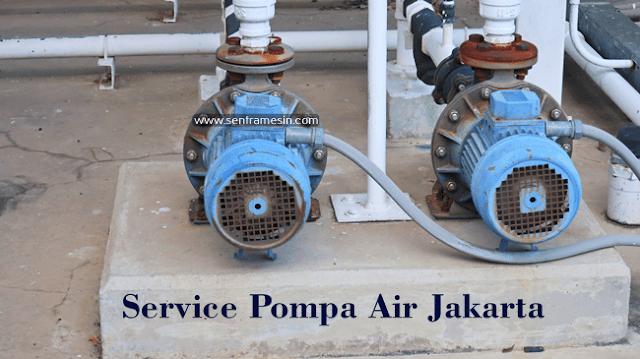 Service Pompa Air Jakarta
