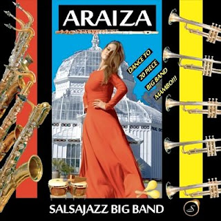 SALSAJAZZ BIG BAND - CARLOS ARAIZA (2015)