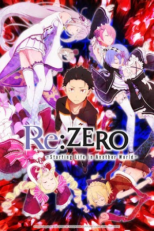 Re:Zero kara Hajimeru Isekai Seikatsu 25/25 Ligero 130mb SUB ESPAÑOL (MEGA)