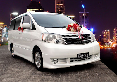 Celine Wedding Car