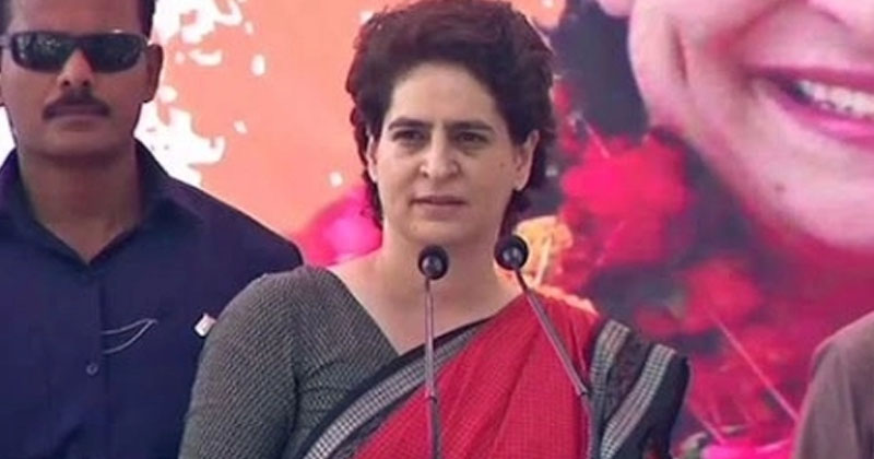 Article 370 Canceled Action: Priyanka Gandhi With Response,www.thekeralatimes.com