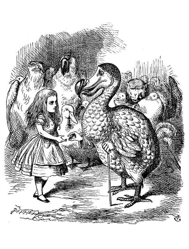 Alice's Adventures in Wonderland อลิซในแดนมหัศจรรย์ - วรรณกรรมเยาวชนที่แฝงไปด้วยประเด็นน่าคิด