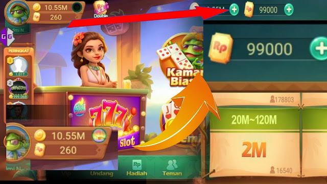 Cara Cheat Higgs Domino Slot Super Win