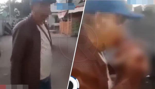 (Video) Polis buru lelaki makan kucing hidup-hidup