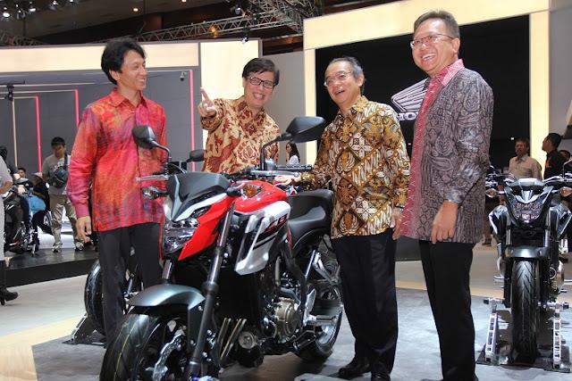Harga Honda CB650F Indonesia