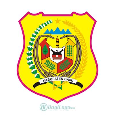 Kabupaten Dairi Logo Vector