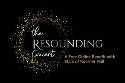 The Resounding Concert - Royal Conservatory of Music, Toronto