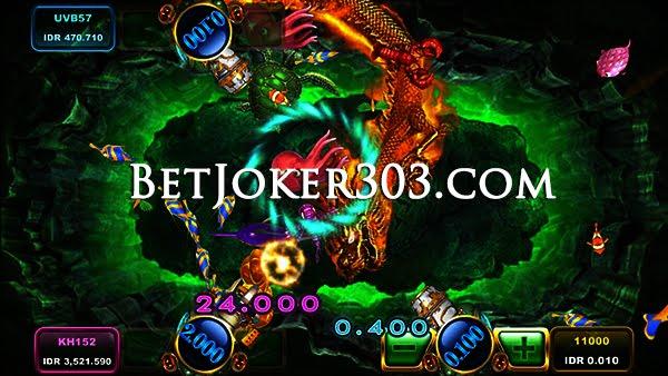 Permainan Tembak Ikan ( Fish Hunter ) di Situs joker123