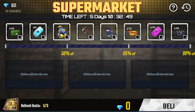 Bukan web lucky tapi diskon super murah Super Market Super Diskon Free Fire Semurah Apa sih ? Kita Bahas Detail