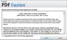 Free Download Corel PDF Fusion Latest