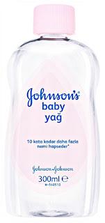 Johnson's Baby Bebek Yağı