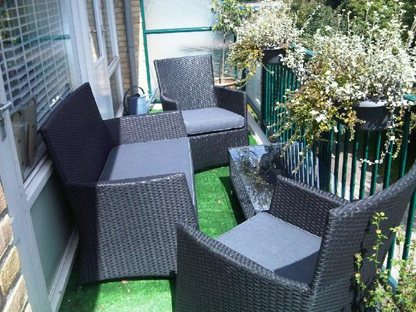 dailysuus lounge balkon. Black Bedroom Furniture Sets. Home Design Ideas