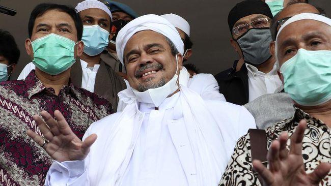 Kuasa Hukum soal Habib Rizieq Tersangka Swab: Dicari Terus Salahnya!