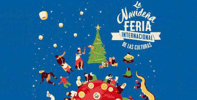 Cartel promocional de La Navideña 2017