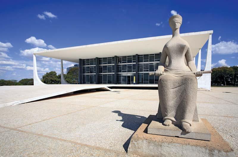 STF isolado: Praça dos Três Poderes será interditada no dia 7 de setembro